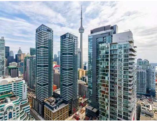 绿地多伦多君峯公寓竣工交付,打造市中心标志性建筑!