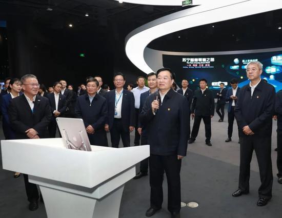 《【华宇娱乐登陆注册】河南党政代表团到访苏宁 双方深化创新合作助推消费升级》