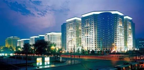 ▲北京东方广场