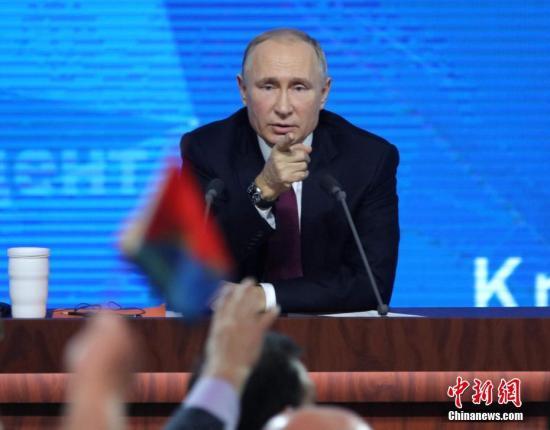 资料图:俄罗斯总统普京。中新社记者 王修君 摄