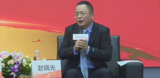 赵晓光:扎根产业深度研究的打法 一定是未来投资者最主流的方向