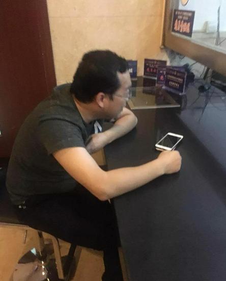 Webcast Xu sao và cảnh sát đối thoại video chụp màn hình
