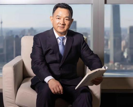 渤海银行董事长李伏安:上市乘风起 扬帆再出发