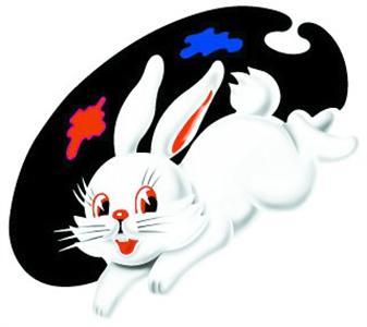 """消费者熟悉的""""大白兔"""""""