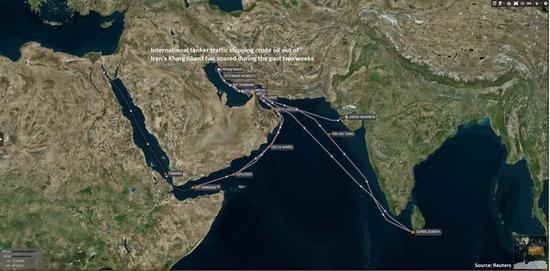 伊朗原油出口远超分析师预期