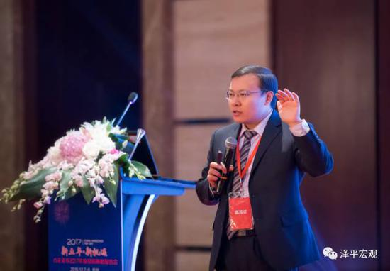 """""""方正证券2017年度投资策略报告会""""于12月7日-8日在杭州举行,主题为""""新五年 新机遇"""",方正证券首席经济学家任泽平发表主旨演讲。"""
