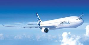 事发航班属空客A330系列及东方航空官微回应网络截图