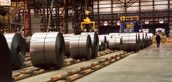 美国钢铁进口