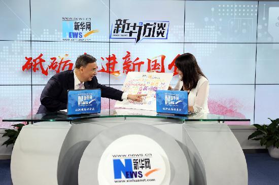 中国建材董事长谈央企改革:把政治账经济账高度统一