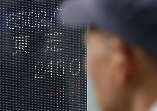日媒:东芝资不抵债 股票恐遭摘牌退市