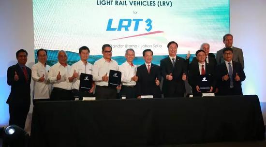国资委:中车签首个海外全自动无人驾驶轻轨车辆合同