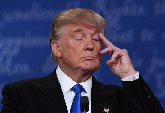 """特朗普还""""洗得白""""吗?被曝大选期间还想在俄盖楼"""