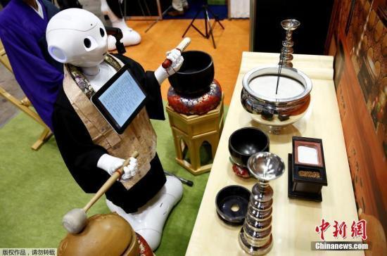 赶超日本 柏林电子展约三成机器人厂商来自中国