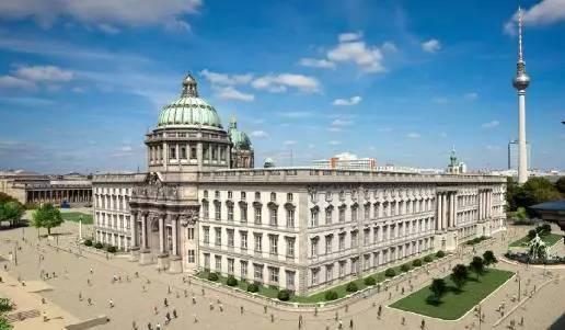 Berliner Schloss 柏林城市宫