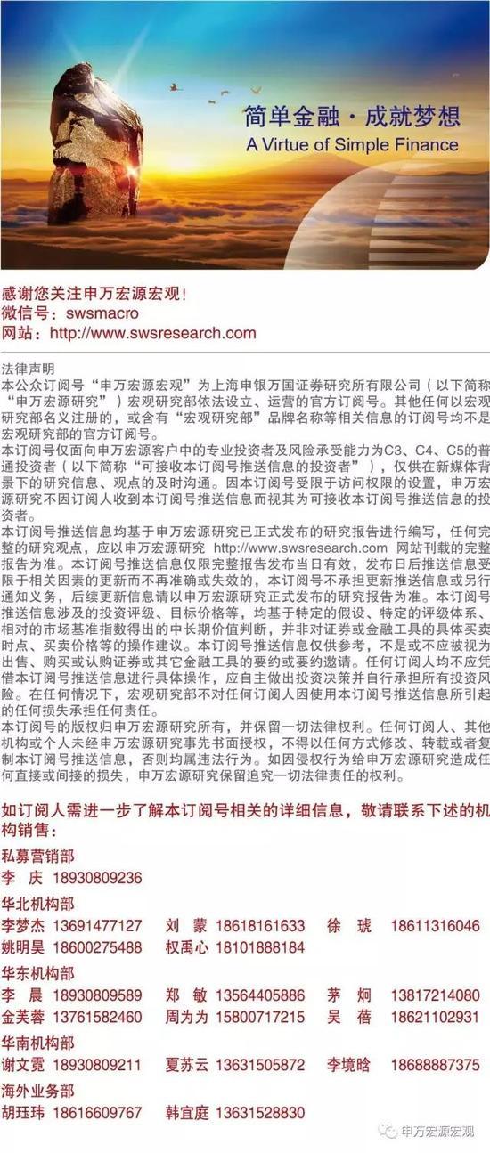 """申万宏源:美联储加息后 我国料以""""新加息""""跟随5"""