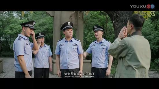 武林灾难片《功守道》:马云的太极 阿里的心机姚笛演的电影