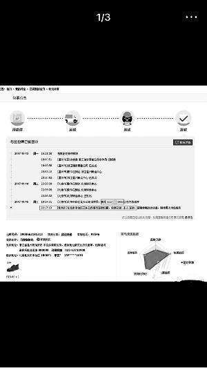 物流信息显示:15日21时17分左右,快件已被本人签收。