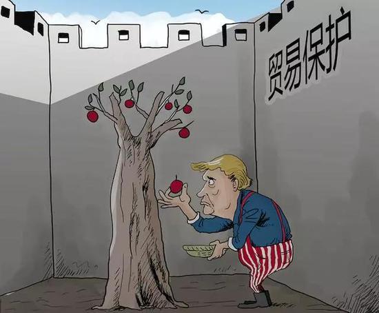 美再燃中美贸易战引线 北京日报:丢掉幻想准备战斗!