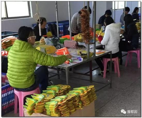 棺材、情趣内衣、小提琴…中国超猛小镇横扫全秦子萱情趣图片