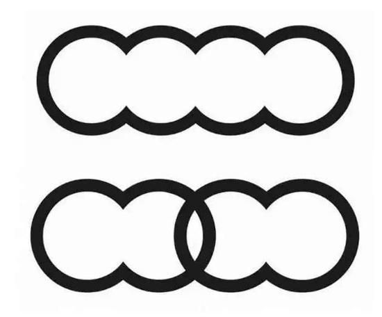 奥迪中国:注册新logo消息不属实