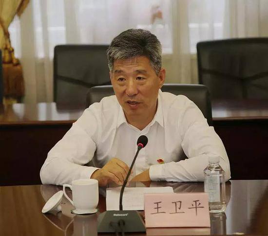 <b>大连棒棰岛宾馆集团原董事长王卫平被双开(图/简历)</b>