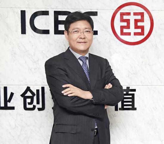 中国工商银行资产托管部尽经纪李勇