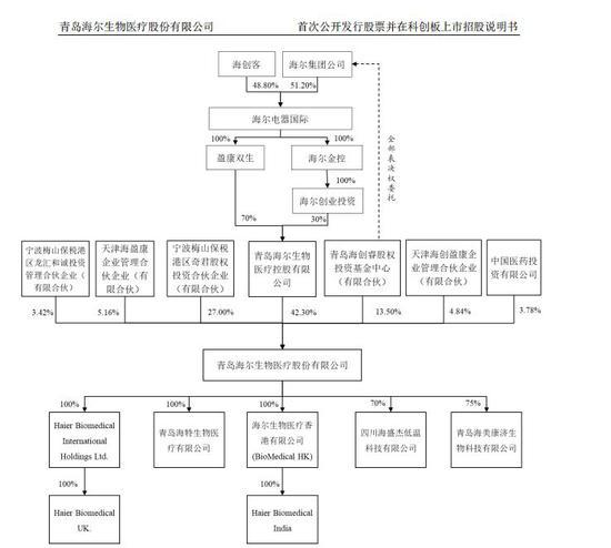 青岛首家山东第二家 海尔集团成员公司科创板过会