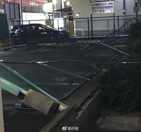 因为台风滞留日本的肯定不止 GZ 。