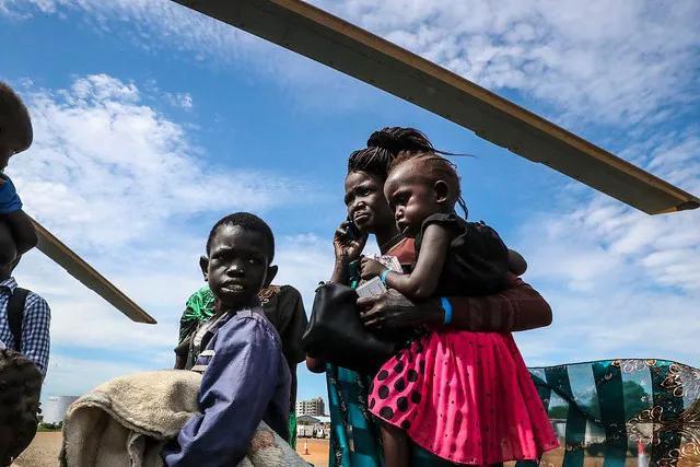 帮助最年轻的国家站起来——记联合国南苏丹特派团团长戴维·希勒