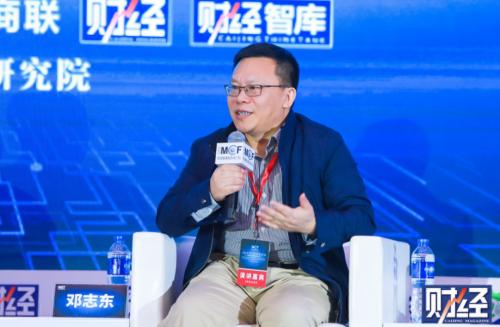 邓志东:瞄准智能自动化,用人工智能推动中国智造