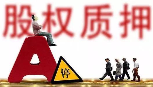 谭浩俊:对股权质押既要按警报器 还要念紧箍咒