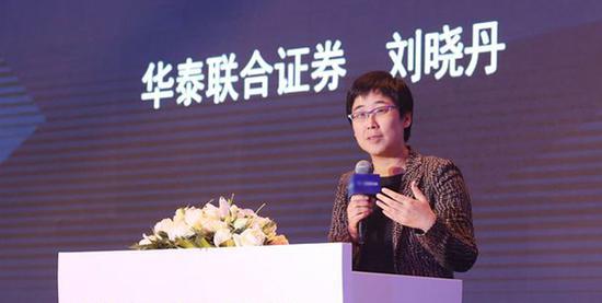 刘晓丹将卸任华泰联合董事长 现任总裁江禹有望接棒