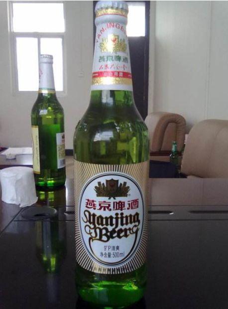 燕京啤酒告急