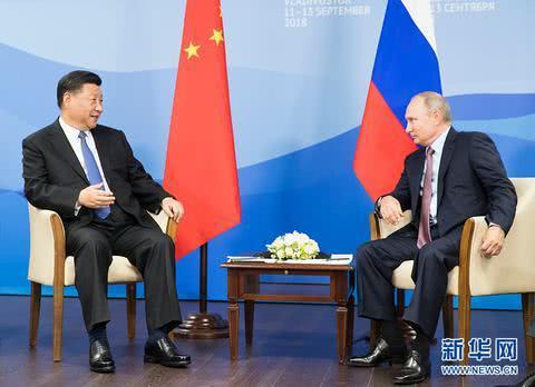 """中俄两国元首为何都强调""""一带一盟""""对接?"""