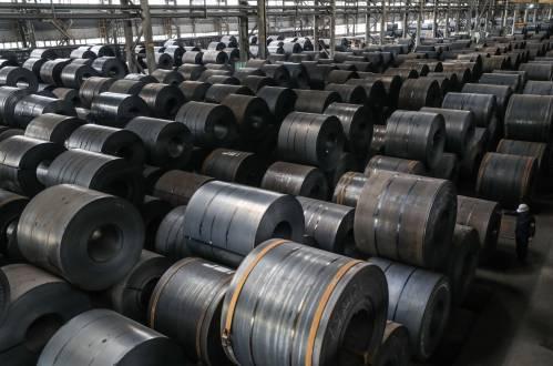 英媒:中企收购英国钢铁贸易巨头斯坦科贸易公司