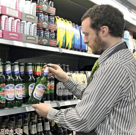 """朝日啤酒要用""""高档酒""""挑战中国市场"""