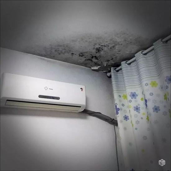 雨季成房屋质检标准?北京墙皮大片脱落天津新房漏水
