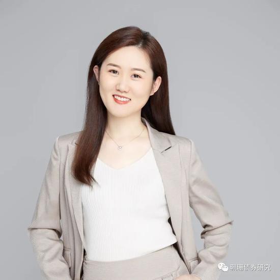 海通姜珮珊:姜超告别卖方工作 我将带领固收团队做好研究服务工作