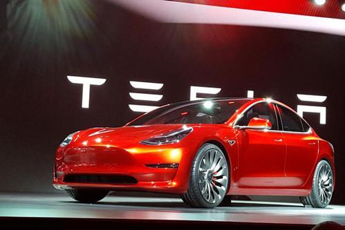 馬斯克稱Model 3日產量有望在本週超過500輛 較上月提升75%