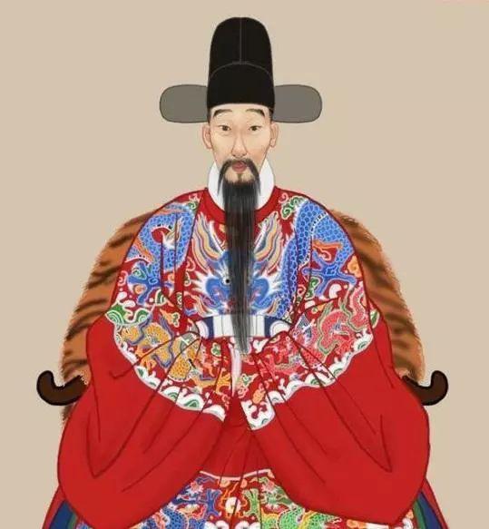 張居正(1525年—1582年)
