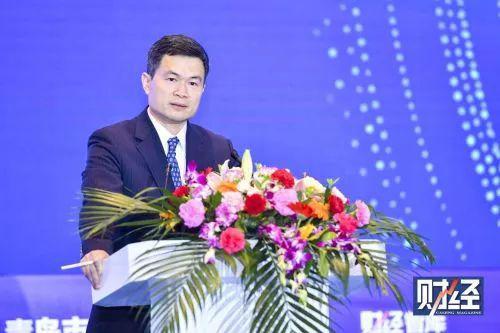 中国证券监督管理委员会副主席 方星海
