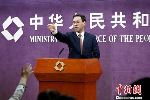 商务部:中韩零关税产品已覆盖双边贸易额的50%零关税