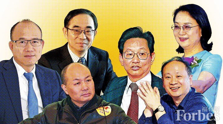 福布斯中国发布医疗健康富豪TOP50榜 钟慧娟李西廷孙飘扬位列前三