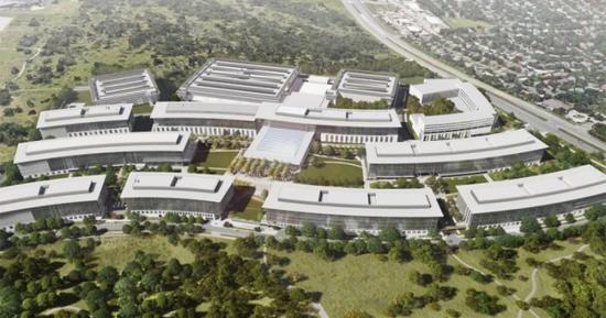 蘋果奧斯汀新園區已在建設中 放棄北卡羅萊納州?