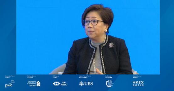 史美伦:中概股回归趋势持续 香港已建立新经济、生科等生态系统
