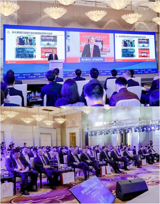高云龙:提升综合金融创新的能力 聚焦绿色金融等重点领域