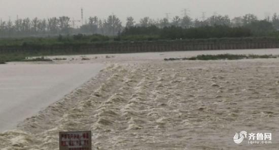 寿光通报受灾情况:1.8万个大棚进水 直接损失近10亿