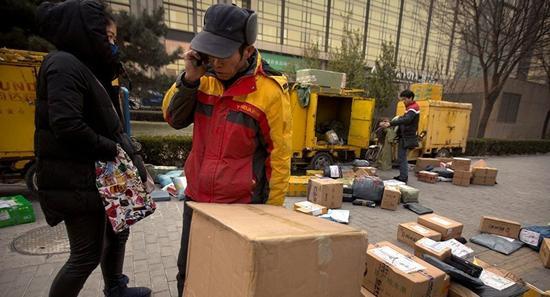 联合国报告:中国邮政业务水平排名全球第15位