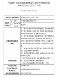 """中信银行的危与机:450万罚单,为何摩擦""""生命线""""?"""