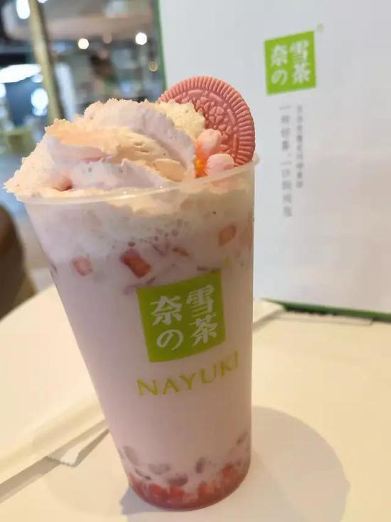 """上市之前,奈雪""""扭亏为盈"""",它为什么急着成为""""新式茶饮第一股""""?"""